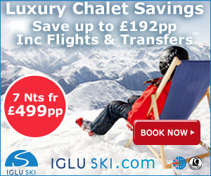 Ski Advertising MPU Example