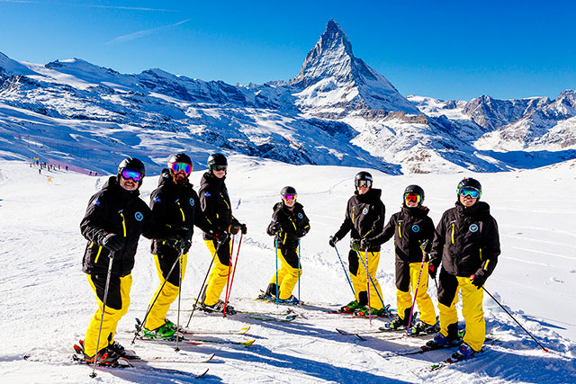 Matterhorn Diamonds Instructor Team