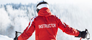 A Private Ski Instructor