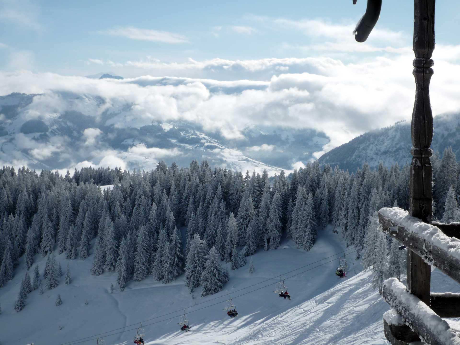Snow Forecasts for 240 Swiss Ski Areas - 25 Mar 2019 | J2Ski