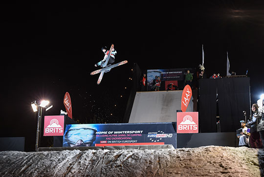Win Tickets to the London Ski and Snowboard Show!