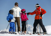 Courchevel Le Praz Ski Hire