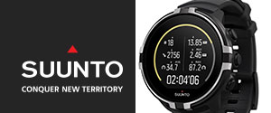 Win a Suunto Spartan Sport Wrist HR Baro!