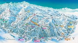 Canillo Piste Map