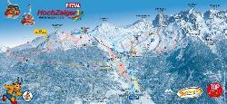 HochZeiger Piste Map