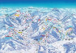 Kitzbühel Trail Map