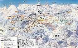 Seefeld Piste Map