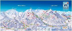 Ski Juwel Alpbachtal Wildschönau Piste Map
