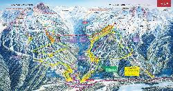 Whistler Blackcomb Piste Map