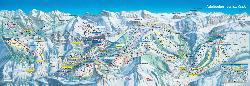 Adelboden-Lenk Piste Map