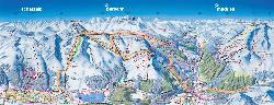 Klosters Trail Map