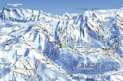 Avoriaz Trail Map