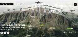 Gulmarg Trail Map