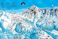 Courmayeur Trail Map