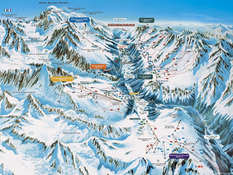 Argentire French Ski Resort J2Ski