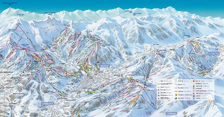 Compagnie du Mont Blanc takes majority share in Megeve ski lift