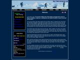 Home page screenshot of http://www.extremesteps.com/
