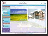 Home page screenshot of Niseko Fresh Powder Apartments