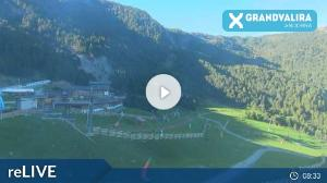 WebCam showing current Snow conditions in Canillo, ©wtvthmb.feratel.com