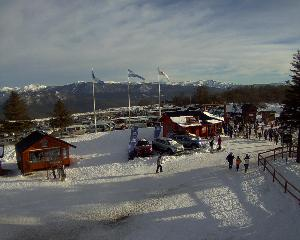 WebCam showing current Snow conditions in Chapelco, ©www.chapelco.com