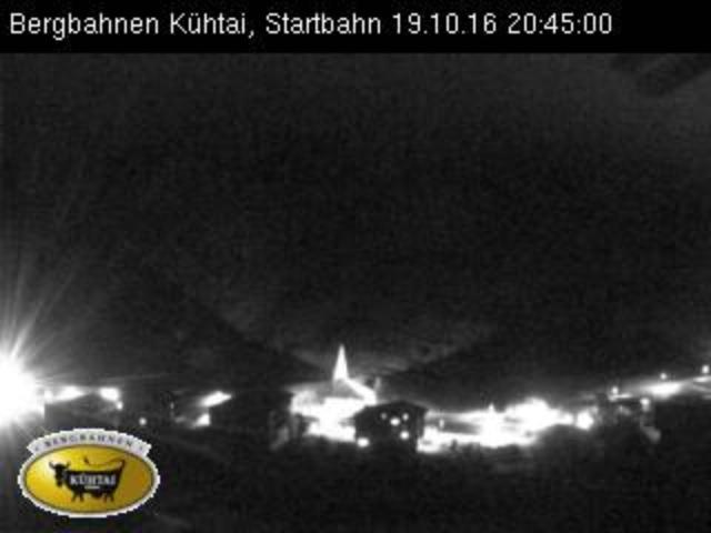 WebCam showing current Snow conditions in Kühtai-Sellraintal