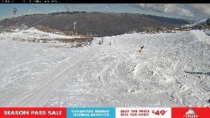 WebCam showing current Snow conditions in Thredbo, ©www.thredbo.com.au
