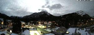 WebCam showing current Snow conditions in Banff, ©www.bestofbanff.com