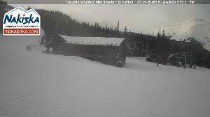 WebCam showing current Snow conditions in Nakiska, ©Ski Nakiska