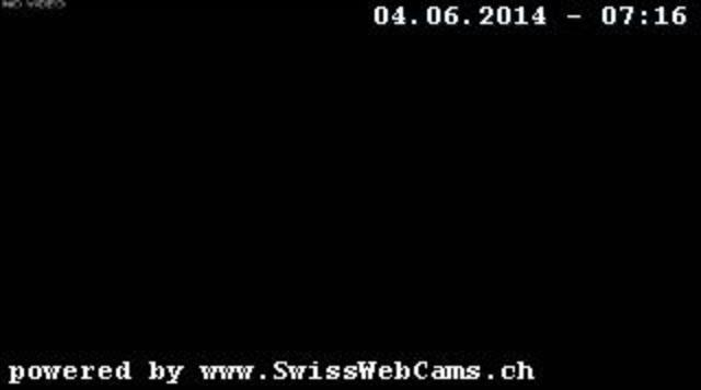 WebCam showing current Snow conditions in Brienz Axalp