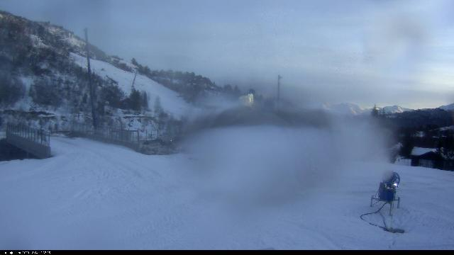 WebCam showing current Snow conditions in Stranda