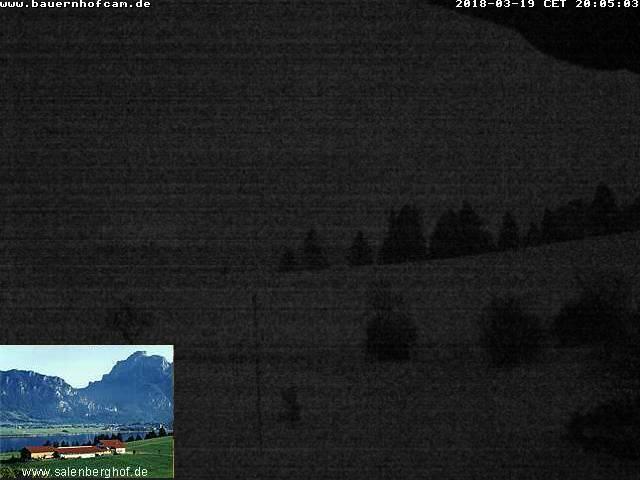 WebCam showing current Snow conditions in Sälen