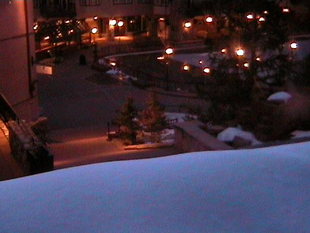 WebCam showing current Snow conditions in Beaver Creek
