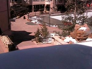 WebCam showing current Snow conditions in Beaver Creek, ©common.snow.com