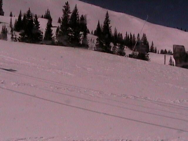 WebCam showing current Snow conditions in Breckenridge
